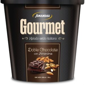 Amandu Gourmet Doble Chocolate