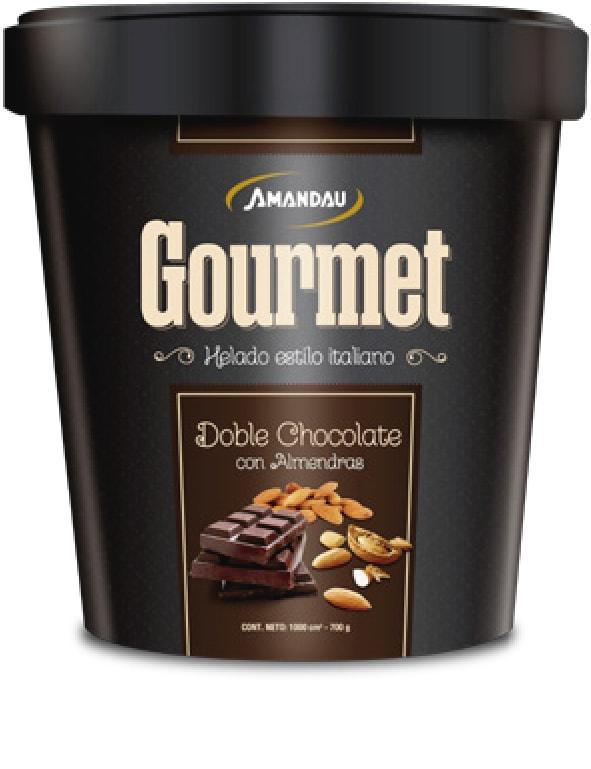 Amandu Gourmet Doble Chocolate