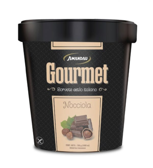 Amandu Gourmet Nocciola