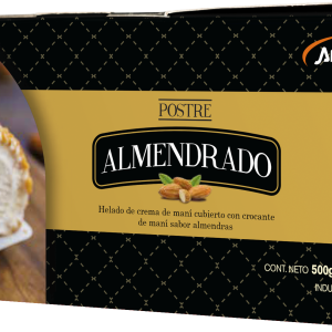 Packaging Amandau Postre Almendrado 01